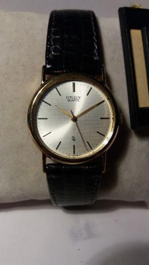 Vendo reloj Citizen nuevo, en su estuche original.