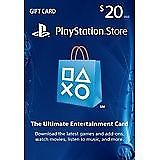 tarjeta de regalo play station store 20U$$ (codigo digital)