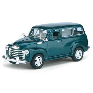 Auto De Colección  Chevrolet Suburban Carryal