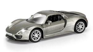 Auto De Colección Porsche 918 Spyder Licencia