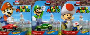Autos De Super Mario Bros