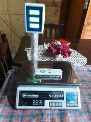 Balanza digital nueva capacidad 40kg