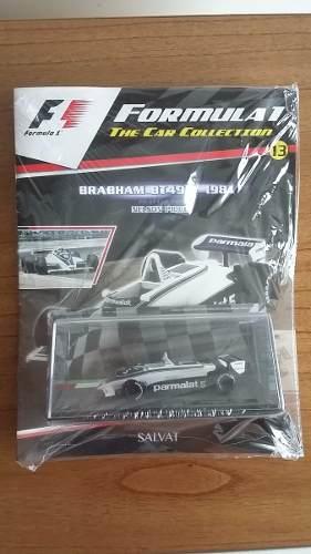 Brabham Bt N Piquet 1/43 Coleccion Formula 1 Salvat