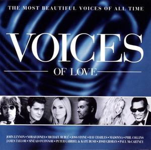 CD VOICES OF LOVE