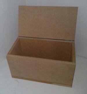 Caja De Fibrofacil 10 X 10 X 20