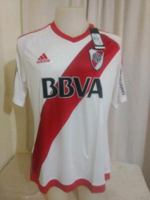 Camiseta River Plate Huawei, modelo