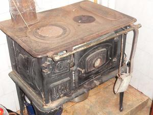 Cocina antigua a le a marca tamet posot class - Cocina antigua de lena ...