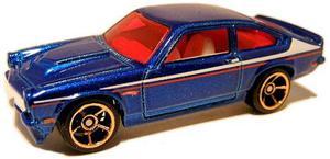 Hot Wheels Chevrolet Custom V8 Vega Auto  Fte