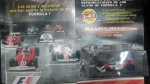 Imperdible Coleccion F1 De Salvat N1 Y N3 N6 Y N13
