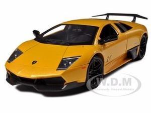 Lamborghini Murcielago Lp  Sv 1/24 Motormax Collection