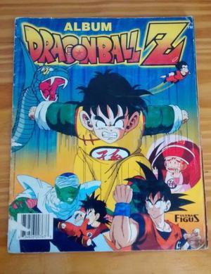 Libro Album De Figuritas Dragon Ball Z GT Completo Ultra