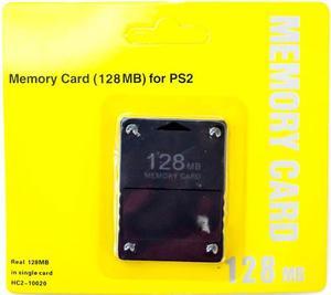 Memory Card 128mb Ps2