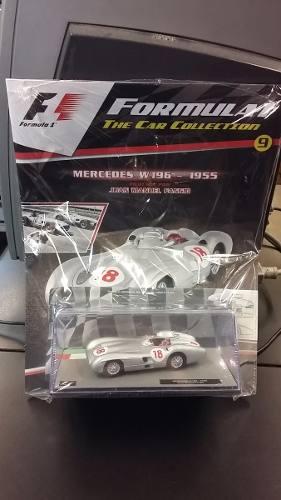 Mercedes W Fangio 1/43 Coleccion Formula 1 Salvat
