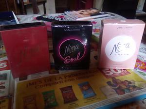 Perfumes Nina para el dia de la madre