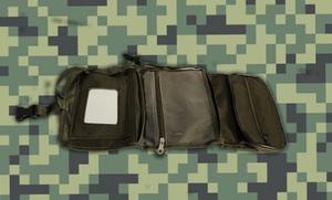 Porta Elementos De Higiene Verde Militar