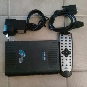 Sintonizadora de tv externa