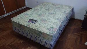 Sommier Simmons con Resortes 1,90x1,30