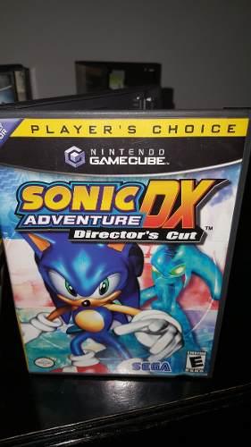 Videojuegos Gamecube Para Wii Sonic