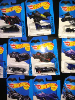 AUTITOS de Coleccion Hot Wheels BATMAN $100