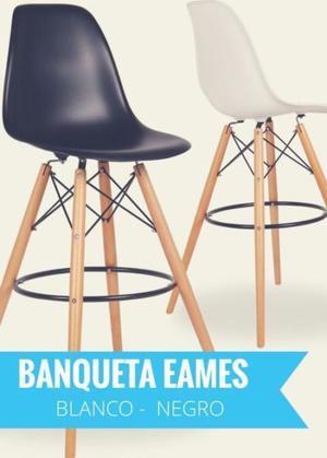 Banqueta Taburete Eames