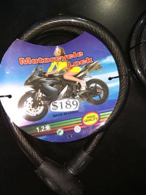 Cadena para moto o bici $