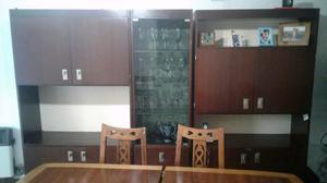 Mueble antiguo 3 cuerpos.