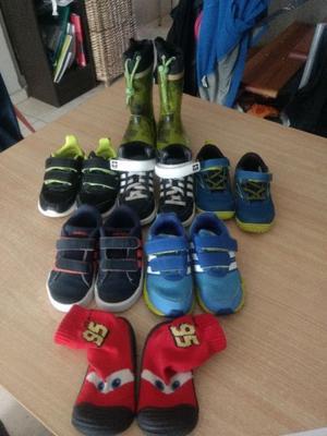 Zapatillas usadas (importadas originales)