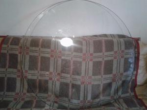 tapa de mesa de vidrio redonda 100cm