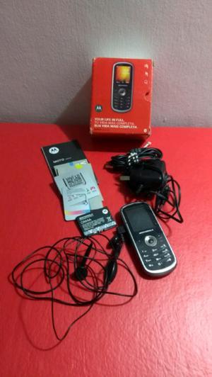 Celular Motorola impecable