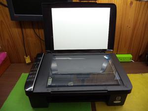 Impresora Multifuncion Epson Tx 115 Usada Ideal Sis Continuo