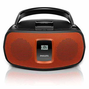 Philips Az391 Reproductor Cd-r Mp3 Radio Am/fm Puerto Usb