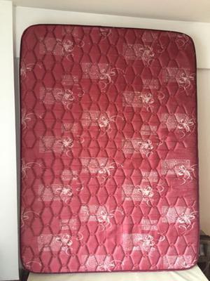 Sommier y colchón 190x140