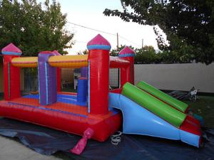 Vendo Castillo Inflable con tobogan excelente estado