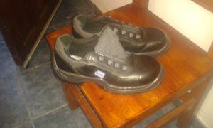 Zapatos industriales marca ombu