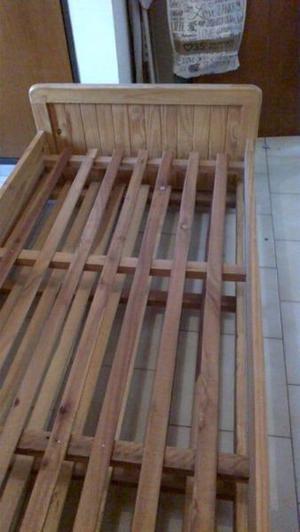 vendo cama marinera de pino