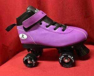 vendo patines quad roller derby nro 37