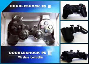 Joystick Ps3 Dualshock Bluetooth Inalámbrico 250mts