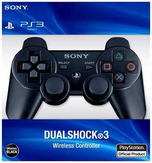 Joystick Ps3 Sony Dualshock 3 Ps3 Original Caja ¡¡sellada
