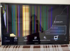 LCD Sony Bravia 40 pulgadas 3D Rosario Centro. Envios Modelo