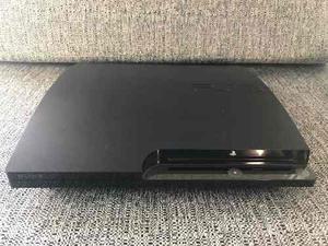 Play Station Ps3 Slim 120 Gb + 2 Joyst.+combo Move+juegos