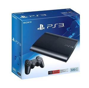 Ps3 Playstation gb Ultra Slim Nueva En Caja