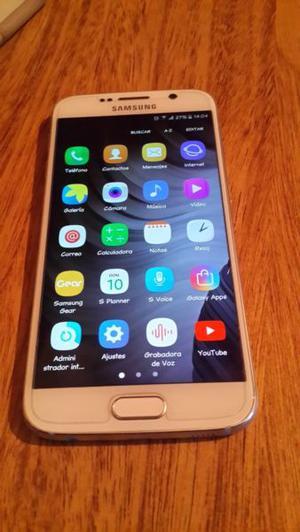 Samsung s6 flat 32 gb libre de fabrica