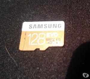 Memoria Samsung Micro SD 128 GB + Adaptador SDMicro SD
