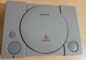 Playstation Uno En Buen Estado