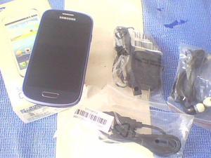 samsung s3 mini, nuevo,liberado de fabrica, en caja con