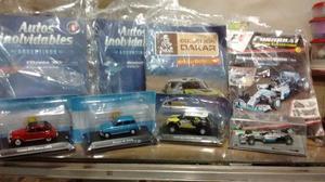Autos Inolvidables Argentinos Colección