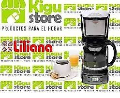 Cafetera Eléctrica Liliana Smarty 1.8l Digital Timer Ac964