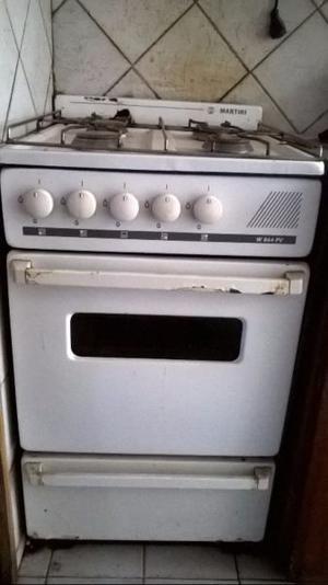 Cocina Martiri Gas Natural