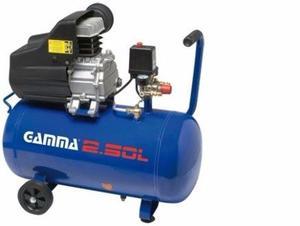 Compresor Gamma 50 Lts 2 Hp