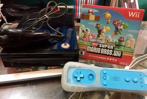 Consola Wii casi sin uso
